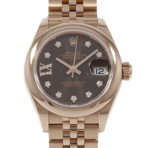 Rolex 279165G Datejust PG/RG Automatic volume [Used]