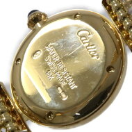 カルティエ W15051A8 コリゼ YG クォーツ