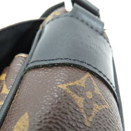 ルイヴィトン モノグラムマカサー クリストファーメッセンジャー M41643