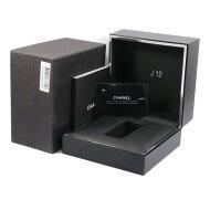 シャネル H1625 J12 33mmセラミック・12P クォーツ
