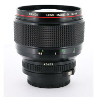 CANON NEW FD85mm F1.2L