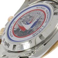 オメガ REF.3366 51 スピードマスタープロ PGコンビ・アポロ15号35th LTD 手巻