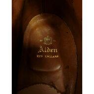 オールデン ALDEN ブーツ