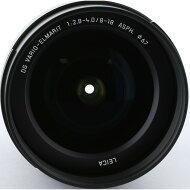 PANASONIC G8−18mm F2.8−4