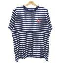 【未使用品】ルシアン ペラフィネ lucien pellat-finet 2パックTシャツ【中古】