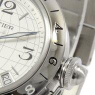カルティエ W31078M7 パシャC GMT 自動巻