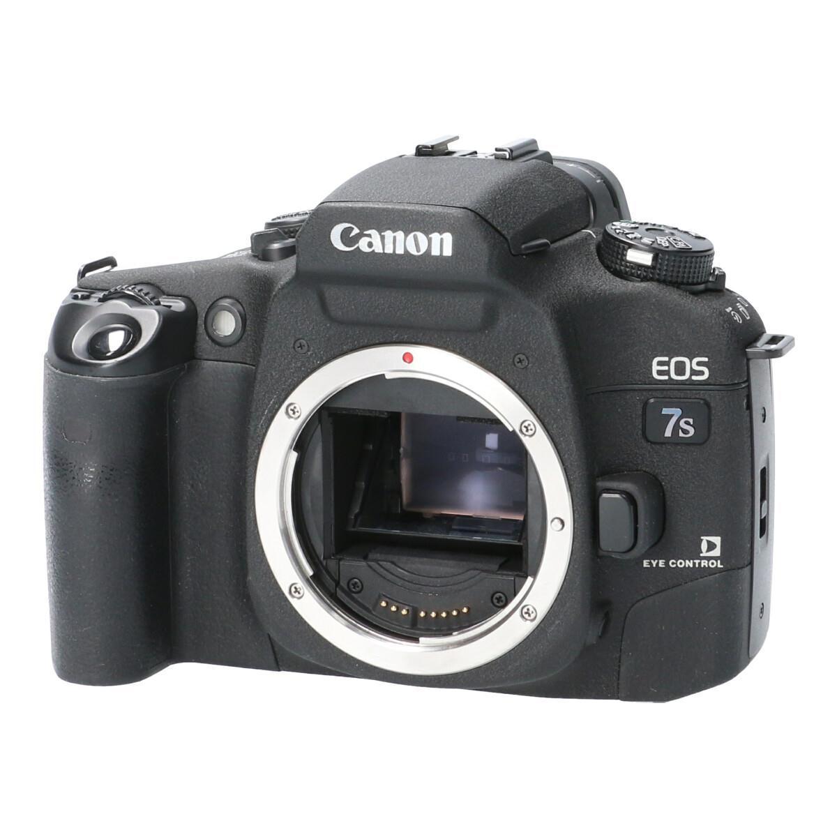 フィルムカメラ, フィルム一眼レフカメラ CANON EOS 7S