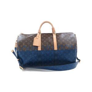 路易威登(Louis Vuitton)字母组合拆分Keepall手袋50cm M43861 [二手]