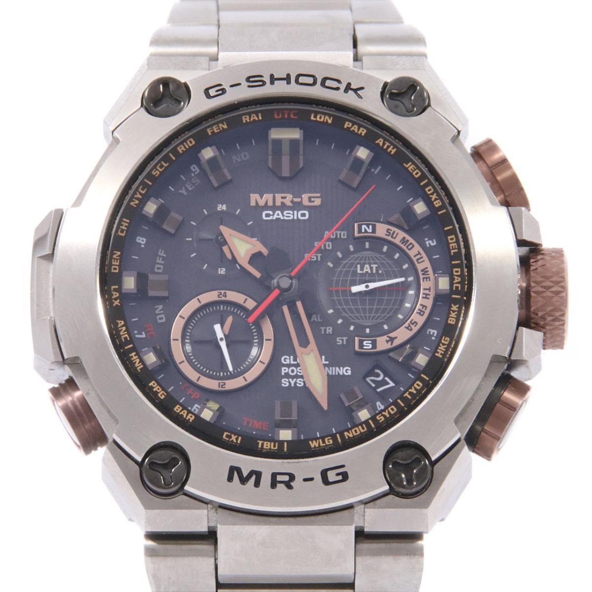 腕時計, メンズ腕時計  MRGG1000DC1AJR GSHOCKMRG GPS