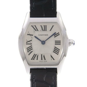 Cartier W1556361 Tortue WG Ручная намотка [Б / у]