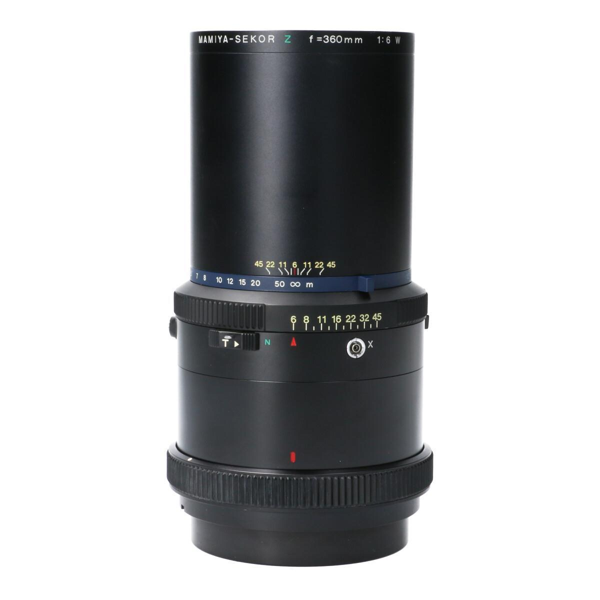 Mamiya sekor Camera MAMIYA SEKORZ 360mm F6
