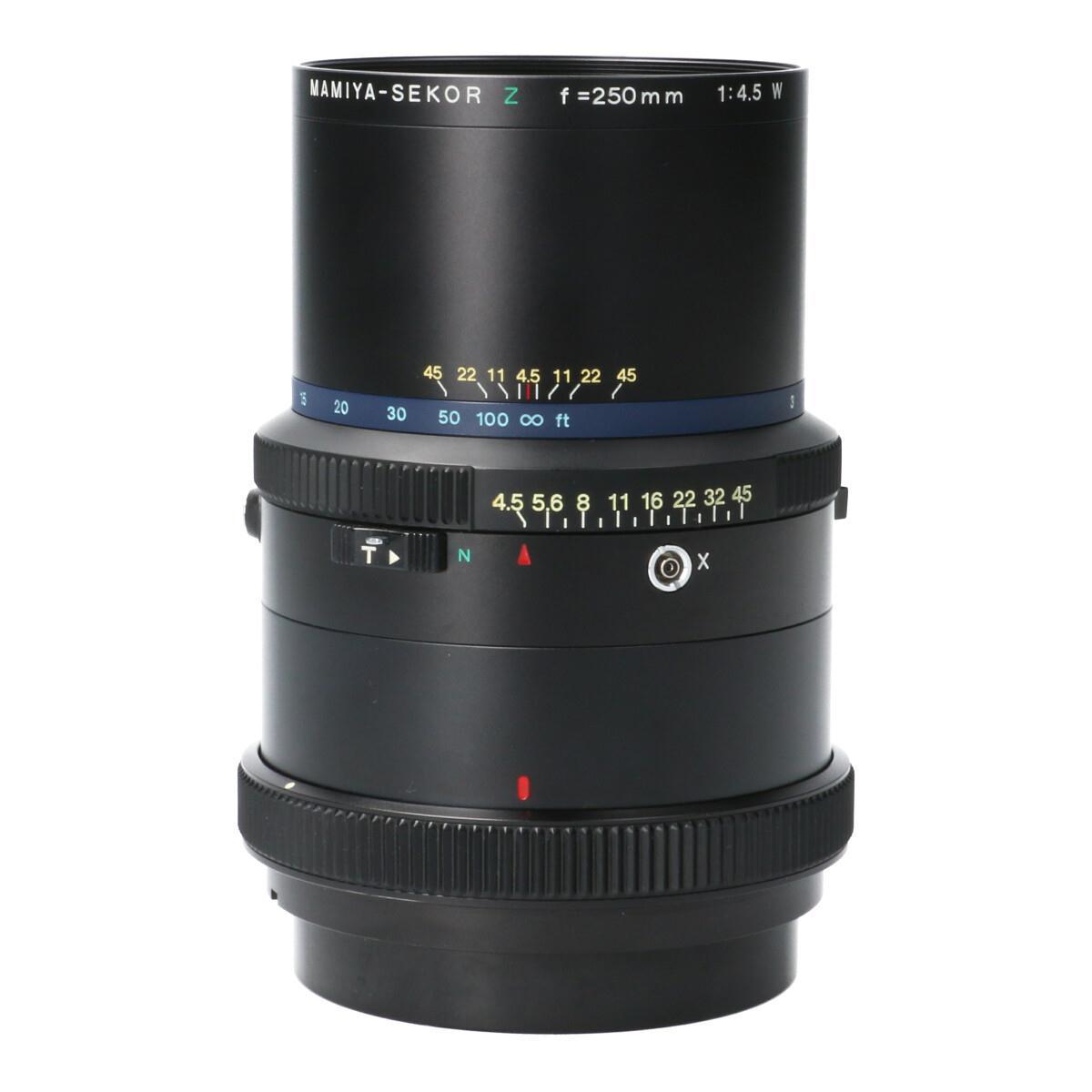 Mamiya sekor Camera MAMIYA SEKORZ 250mm F45W