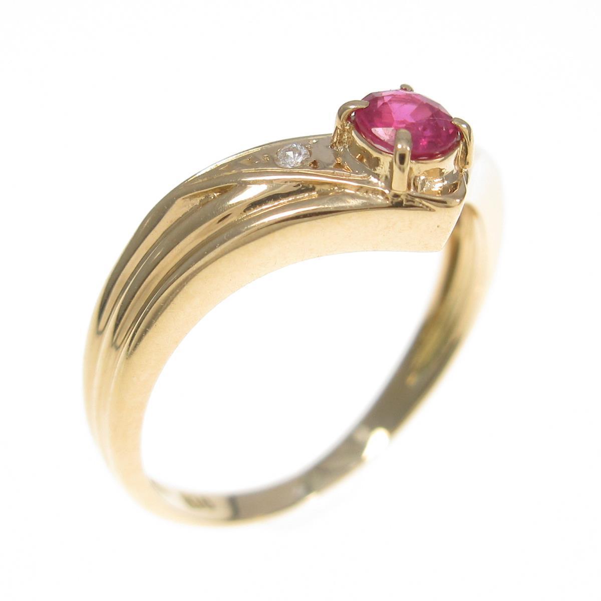レディースジュエリー・アクセサリー, 指輪・リング K18YG