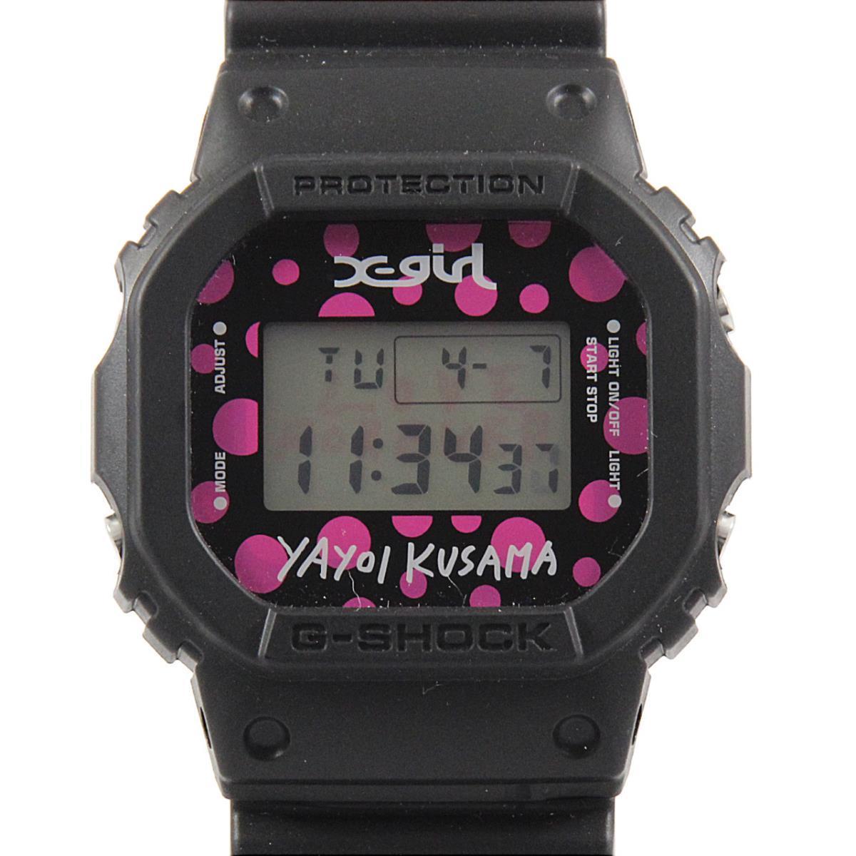腕時計, メンズ腕時計  DW5600VT GSHOCKxgirlYAYOI KUSAMA