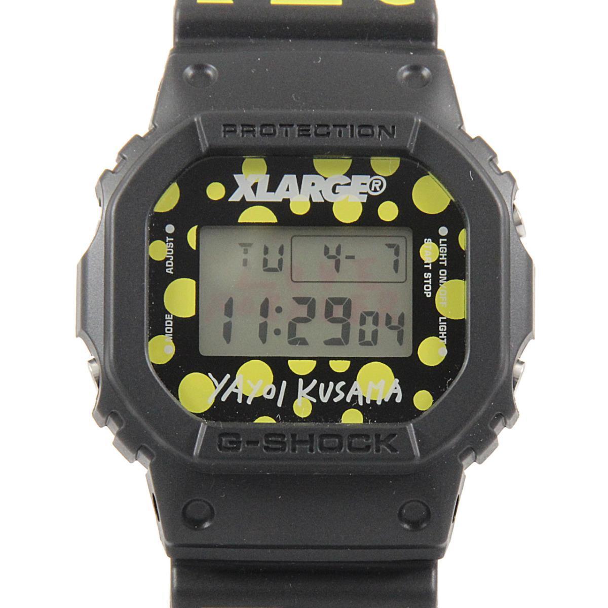腕時計, メンズ腕時計  DW5600VT GSHOCKXLARGEYAYOI KUSAMA
