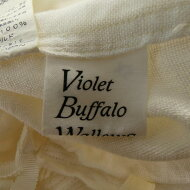 ヴァイオレットバッファロー Violet Buffalo Wallo スカート