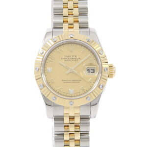 Rolex 179313DN2BR Datejust SSxYG Automatic volume [Used]