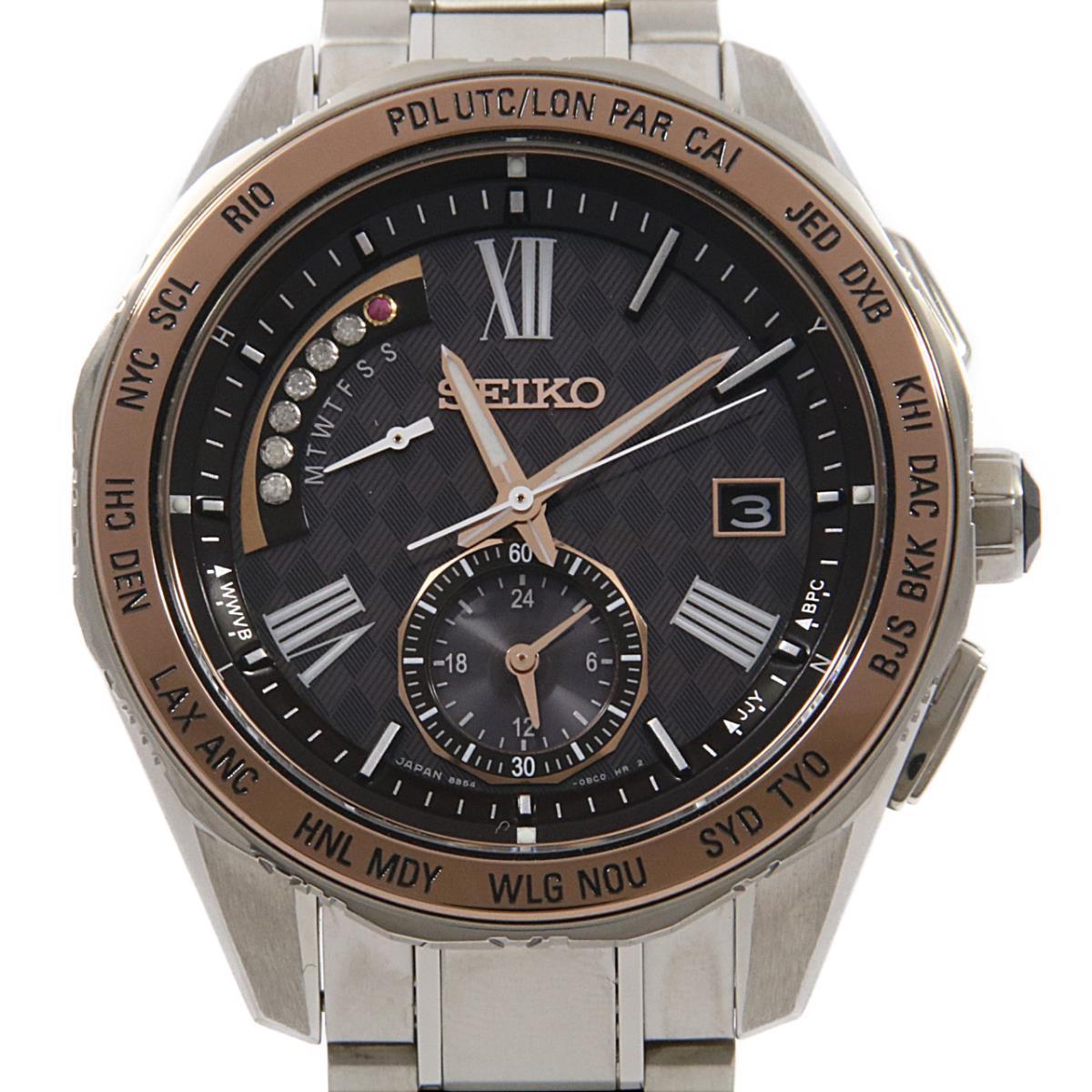 腕時計, メンズ腕時計  8B540BH0SAGA188 LIMITED