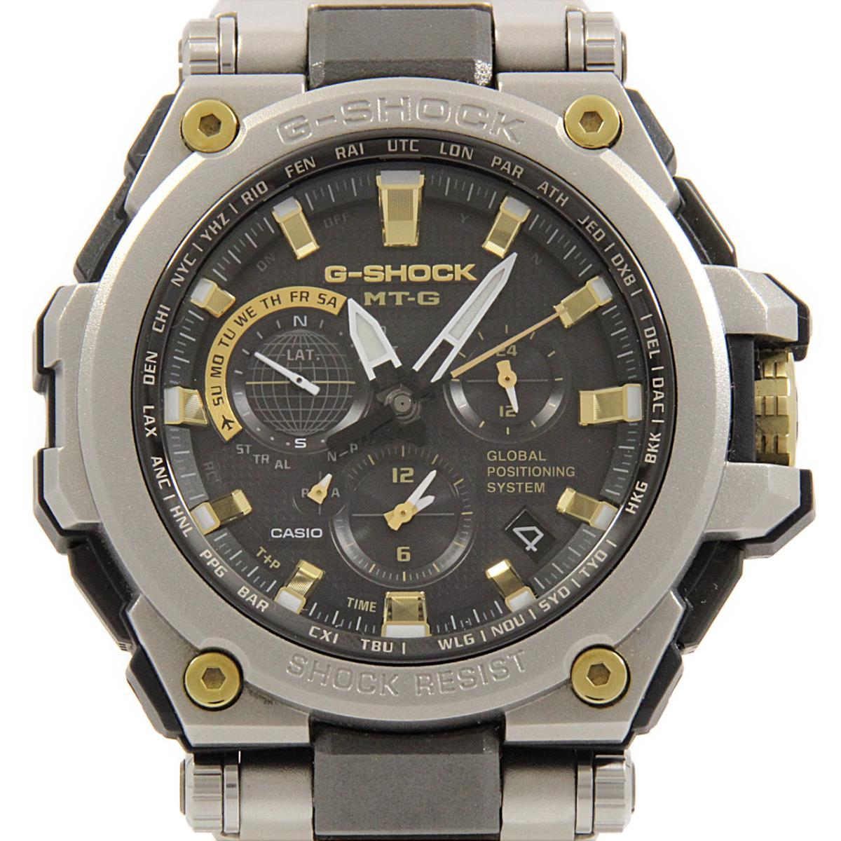 腕時計, メンズ腕時計  MTGG1000SG1AJF GSHOCKMTG GPS
