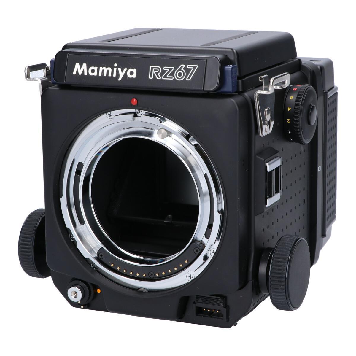 フィルムカメラ, フィルム一眼レフカメラ MAMIYA RZ67