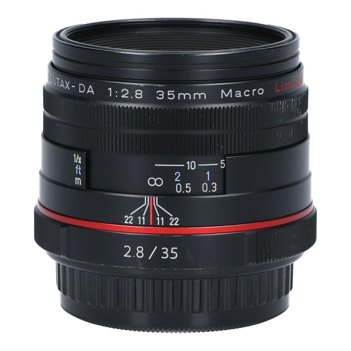 カメラ・ビデオカメラ・光学機器, カメラ用交換レンズ PENTAX HD DA35mm F28MACRO BLACK