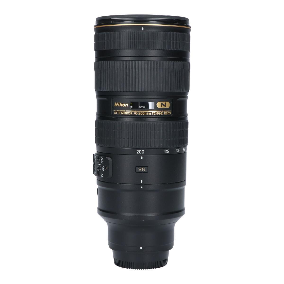 カメラ・ビデオカメラ・光学機器, カメラ用交換レンズ NIKON AFS70200mm F28G VRII