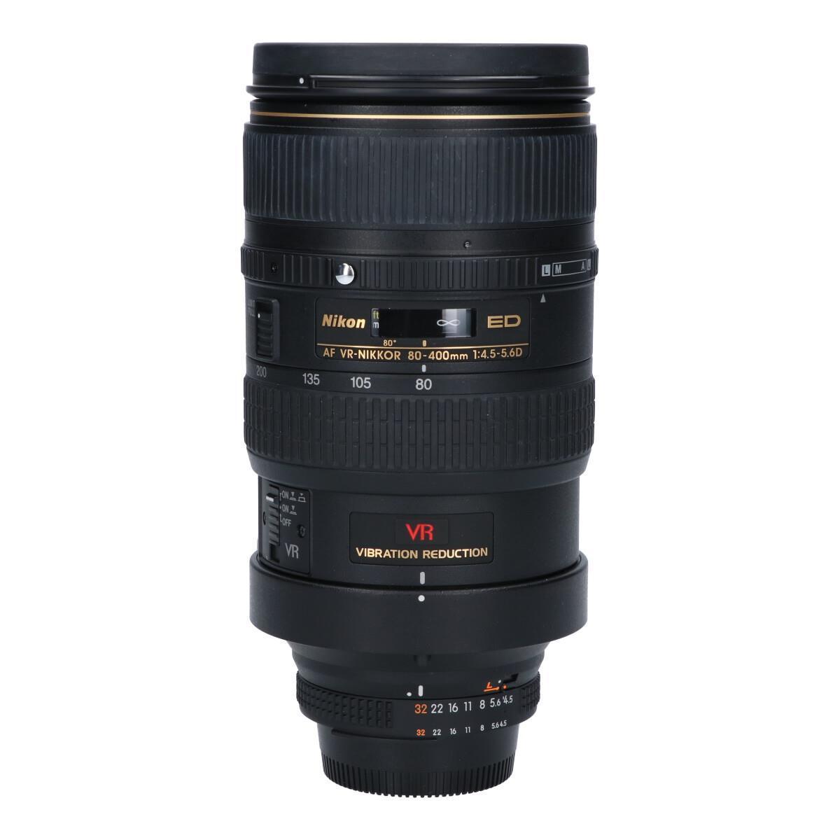 カメラ・ビデオカメラ・光学機器, カメラ用交換レンズ NIKON AF80400mm F4556D ED VR