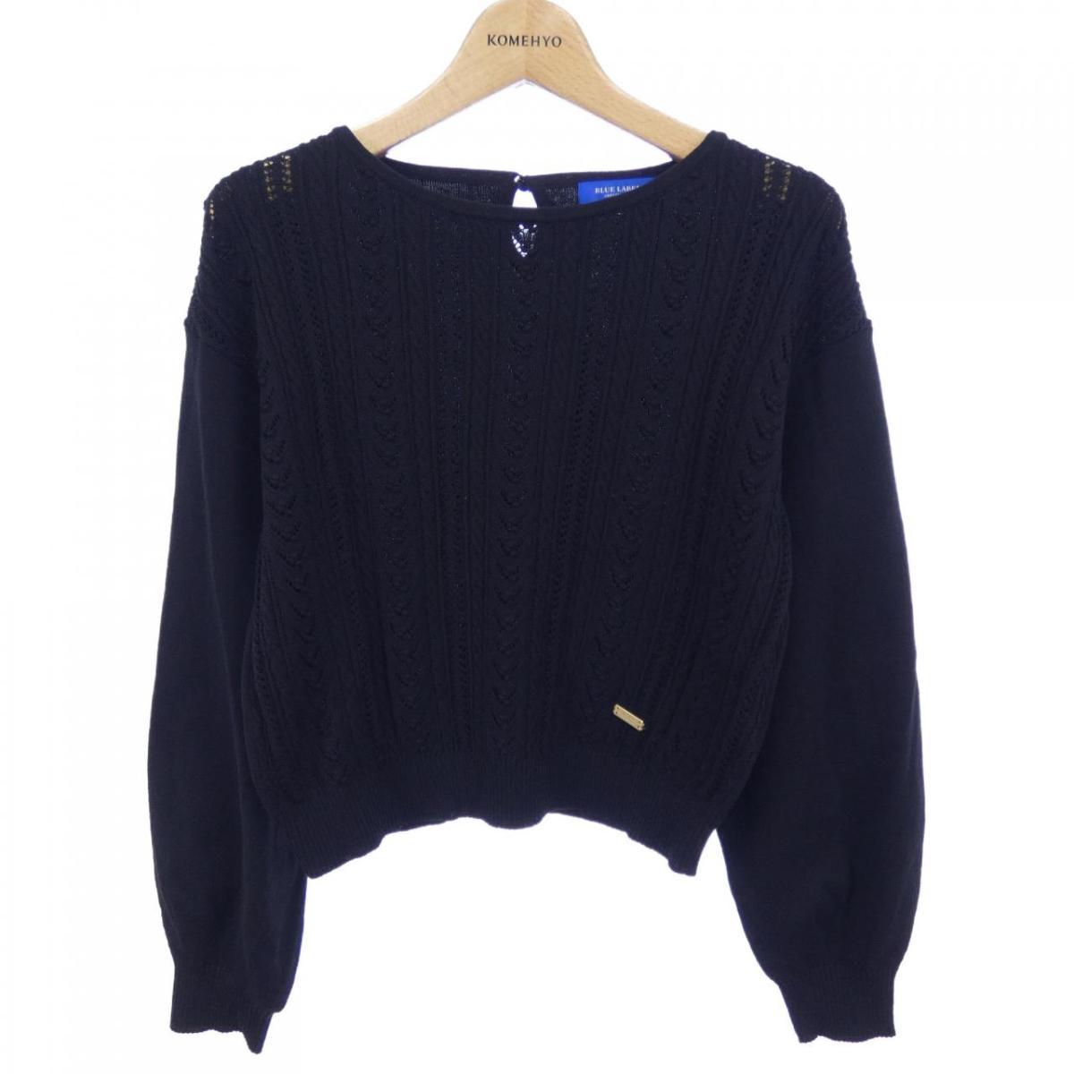 ニット・セーター, セーター  BLUE LABEL CRESTBRID