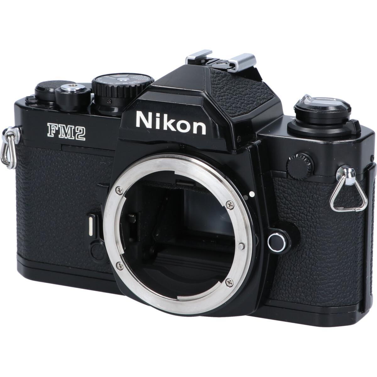 フィルムカメラ, フィルム一眼レフカメラ NIKON NEW FM2