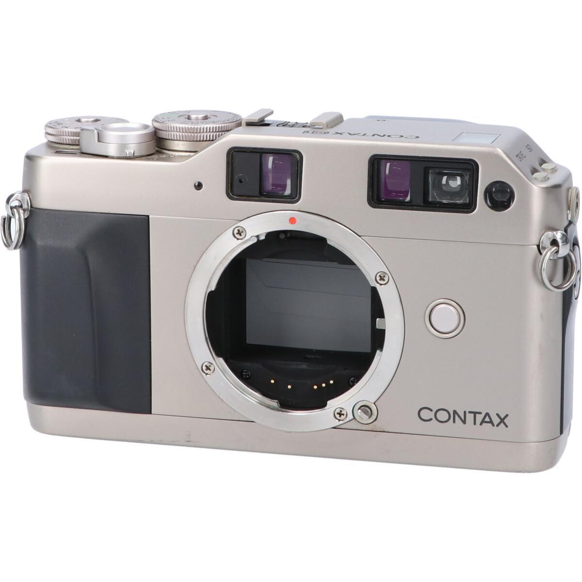 フィルムカメラ, フィルム一眼レフカメラ CONTAX G1