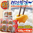 低温製法米のおいしいごはん 120g×40食パック パック米 パックご飯 パックごはん レトルトごはん ご飯 国産米 アイリスフーズ 防災 非常食 ご飯 【pack】