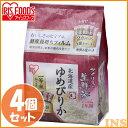 【4個セット】生鮮米 北海道産ゆめぴりか 1.5kg送料無料 白米 ユメピリカ 6kg 6キロ アイリスオーヤマ