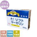 【冷蔵】アレルギー A-1ソフトマーガリン 225g