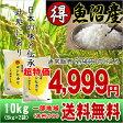 超特価(特選)魚沼産コシヒカリ(平成28年産)10kg【送料無料(本州のみ)】
