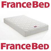 フランスベッド シングル マットレス マルチラスハードスプリング