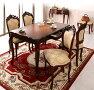フランシスカダイニング5点セット186アンティーク調クラシック家具シリーズ