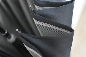 日本製雨傘甲州織「裏縞(うらしま)」長傘16本骨65cm傘メンズ/雨傘男性MEN'Smen'sかさカサ