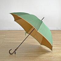 傘レディースブランド小宮商店長傘日本製雨傘雨晴兼用おしゃれ60cm8本骨大人かわいい可愛い「甲州織かさね」軽い軽量大きい大判丈夫風に強い耐風日傘UVカット遮光無地カーボン骨手開き晴雨兼用