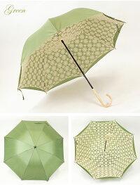 傘日本製レディースレースかわず張り雨傘長傘60cm8本骨大きい大きめ大判大型丈夫頑丈花柄濡れない伝統土産おしゃれ女性婦人高品質高級