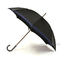 日本製雨傘甲州織「ゲンテン」|長傘8本骨65cm/傘メンズ/雨傘/かさ/カサ/men's/MEN'S