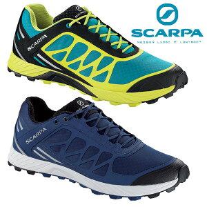 スカルパ ランニングシューズ SC25130 アトム ATOM メンズ/男性用 靴 トレランシューズ トレイルランニング用スニーカー トレイルランニングシューズ