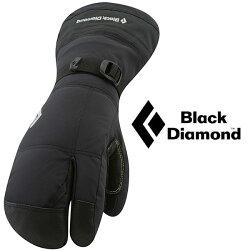 ブラックダイヤモンドグローブBD73012(ブラック)ソロイストフィンガー【SOLOISTFINGERGLOVE】【手袋】【防水グローブ】【冬山用グローブ】【雪山用グローブ】【男女兼用】【楽ギフ_包装】【RCP】
