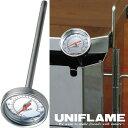ユニフレーム 665954 スモーカー温度計 FS-600フォールディングスモーカー対応 測定温度0〜220℃