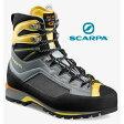 スカルパ 登山靴 SC23248(ブラック/グレー)レベルGTX【REBEL GTX】【トレッキングシューズ】【マウンテンブーツ】【重登山靴】【レザーブーツ】【メンズ/男性用】