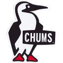 <CHUMS正規取扱店で安心>チャムス ステッカー CH62-0011(BoobyBird/Medium)チャムスステッカ...