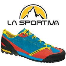 スポルティバ靴SPRT17S(Blue/Red)ミックス【MIX】【メンズ/男性用】【靴】【スニーカー】アプローチシューズ】【2014年春夏新作】【RCP】