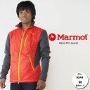マーモット ジャケット メンズ/男性用 M3J-F7108 アルファプロジャケット【Alpha Pro Jacket】【化繊ジャケット】【ミドルレイヤー】【中間着】【スタッフ写真付】【RCP】