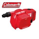 コールマン 取寄 ポンプ 2000021937 4D クイックポンプ 電動ポンプ 単一形乾電池×4本使用