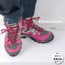 キャラバン 登山靴 CRVN0010403 キャラバンシューズC4_03 0010403 レディース/女性用サイズ 22.5cm〜25cm トレッキングシューズ 登山靴 3E スタッフ写真付