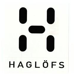 ホグロフスステッカーHAG900008ロゴステッカー(小)【シール】【※ゆうメールOK】【YU_ML】【RCP】